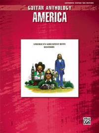 America - Guitar Anthology