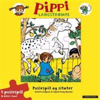 Pippi Langstrømpe