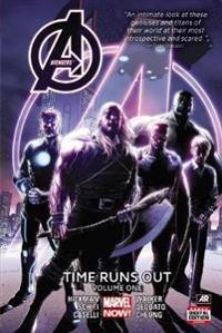 Avengers: Time Runs Out Volume 1