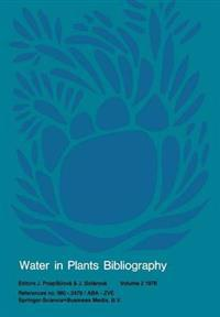 Water in Plants Bibliography 1976
