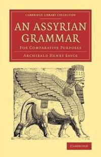 An Assyrian Grammar