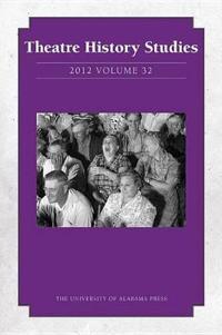 Theatre History Studies 2012