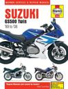 Haynes Suzuki GS500 Twin 1989-2008 Service and Repair Manual