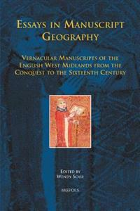 Essays in Manuscripts Geography