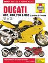 Ducati 600, 750 & 900 2-Valve V-Twins (91 - 05)