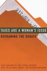 Taxes are a Woman's Issue