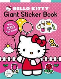 Hello Kitty: Giant Sticker Book
