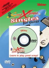 Songxpress Singles for Guitar -- Shine: Minidvd