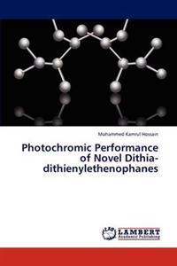 Photochromic Performance of Novel Dithia-Dithienylethenophanes