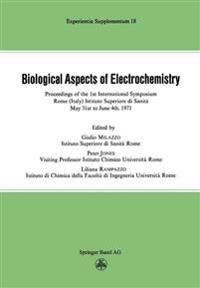 Biological Aspects of Electrochemistry