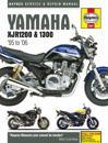 Yamaha XJR1200 & 1300 (95 -06)
