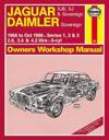 Jaguar XJ6, XJ & Sovereign Service and Repair Manual
