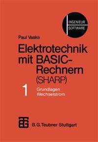 Elektrotechnik Mit Basic-rechnern Sharp