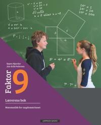 Faktor 9 - Espen Hjardar, Jan-Erik Pedersen pdf epub