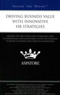 Driving Business Value with Innovative HR Strategies