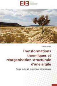 Transformations Thermiques Et R�organisation Structurale d'Une Argile