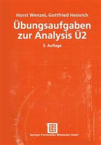 bungsaufgaben Zur Analysis   2