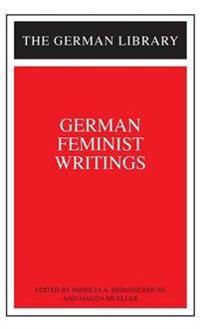 German Feminist Writings
