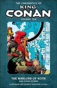 The Chronicles of King Conan 10
