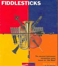 "Fiddlesticks: The Musical Instrument Recognition Game Based on ""Old Maid"" [With 33 Cards and Instruction Booklet]"