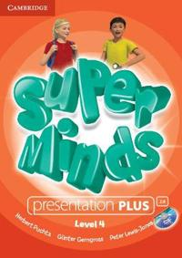 Super Minds Level 4 Presentation Plus