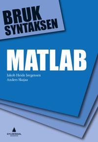 Matlab - Jakob Heide Jørgensen, Anders Skajaa | Inprintwriters.org