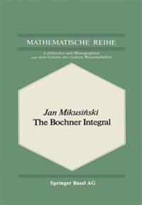 The Bochner Integral