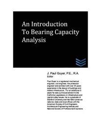 An Introduction to Bearing Capacity Analysis