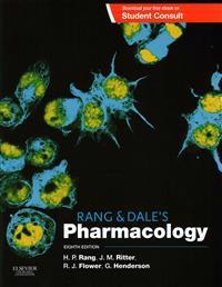 Rang & dales pharmacology