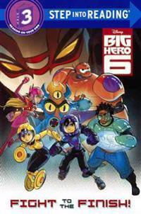 Big Hero 6: Fight to the Finish