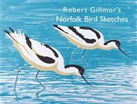 Robert Gillmor's Norfolk Bird Sketches