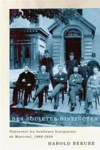Des Sociétés Distinctes