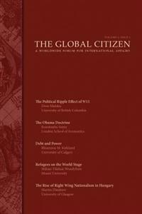 The Global Citizen: Volume I: Issue 1