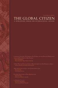 The Global Citizen: Volume 2: Issue 1