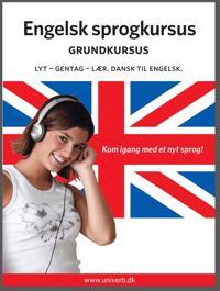 Engelsk sprogkursus Grundkursus