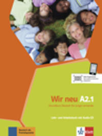 Wir neu / Lehr- und Arbeitsbuch mit Audio-CD A2.1