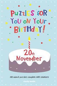 Puzzles for You on Your Birthday - 20th November