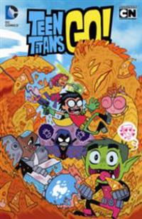 Teen Titans Go! Vol. 1 Party, Party!