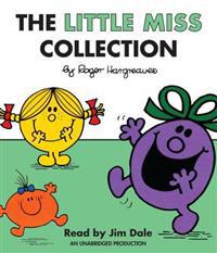 The Little Miss Collection: Little Miss Sunshine; Little Miss Bossy; Little Miss Naughty; Little Miss Helpful; Little Miss Curious; Little Miss Bi