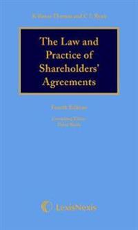 Reece ThomasRyan: The Law and Practice of Shareholders' Agreements