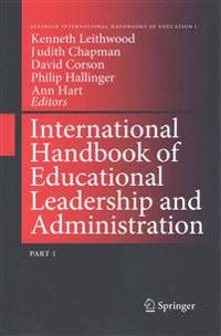 International Handbook of Educational Leadership and Administration
