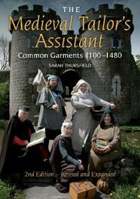 Medieval tailors assistant - common garments 1100-1480