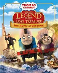 ThomasFriends: Sodor's Legend of the Lost Treasure Movie Storybook