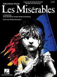 Les Miserables: Instrumental Solos for Horn