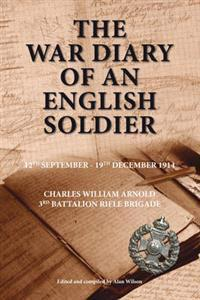 War Diary of an English Soldier