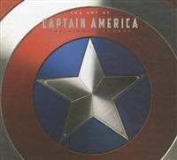 Captain America: The Art Of Captain America - The First Avenger