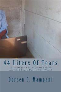 44 Liters of Tears: Tears of Joy and Tears of Sorrow Are Shed Daily in This World