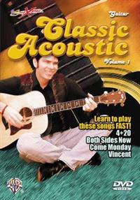 Songxpress Classic Acoustic, Vol 1: DVD