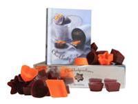 Chokladpraliner : presentbox med silikonformar