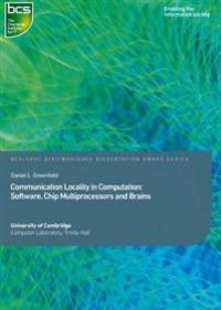 Communication Locality in Computation